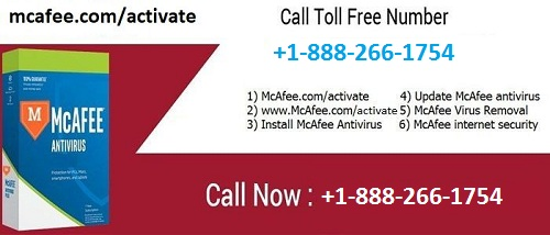 Activate and download McAfee total protection product key