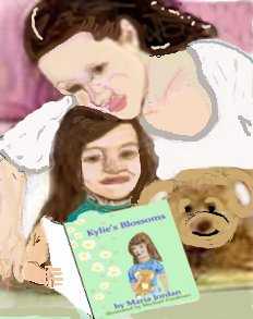 Kylie�s Blossoms,  Not just a Book, A Memory