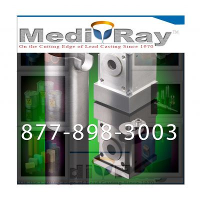 Medi-Ray | Lead Radiation Containers