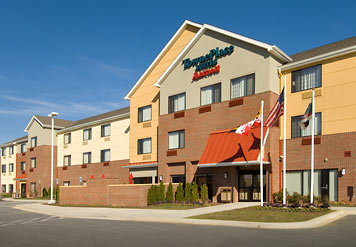 Hotel in Maryland Towne Place Suites In Lexington