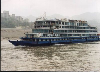 River Cruises China