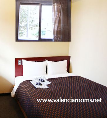 Where to sleep inexpensive in Valencia only 30€