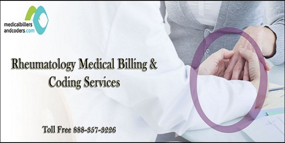 Experts in Rheumatology Billing Services for Texas, TX