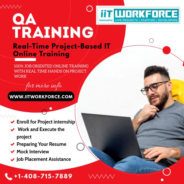 Quality Assurance Training by iitworkforce