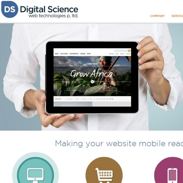 Digital Science Web Technologies Pvt. Ltd