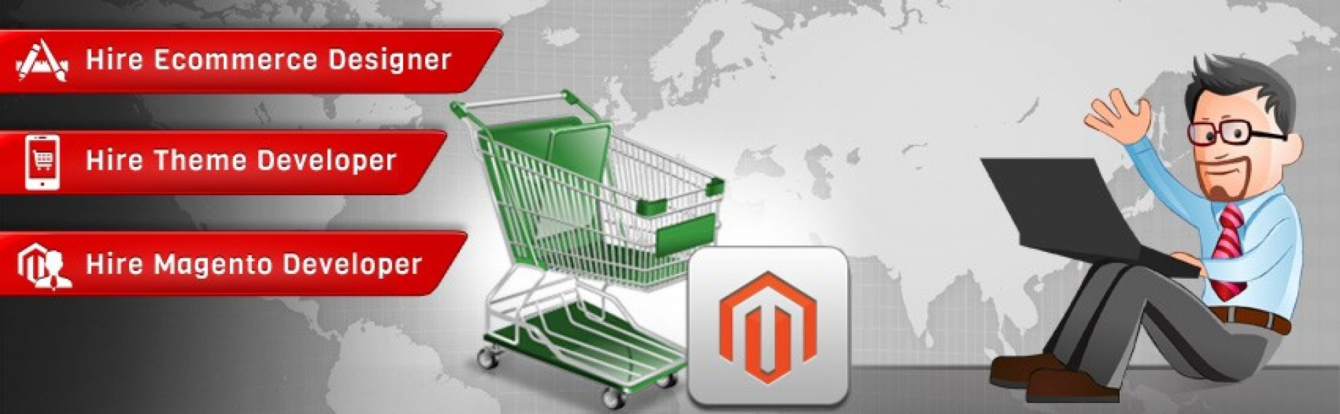 Magento Consumer and Business Theme Development Services
