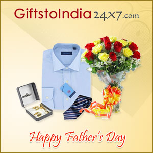 Send gifts to father on Father's Day to India