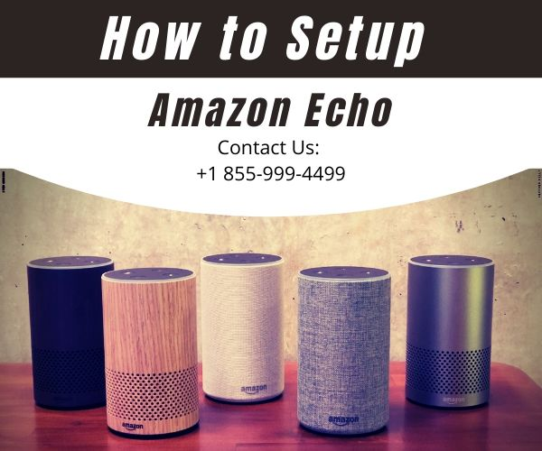 Amazon echo setup problem