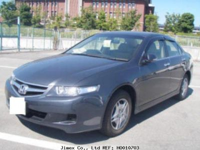 Secondhand Honda Accord 2000-2007 Models From Japan