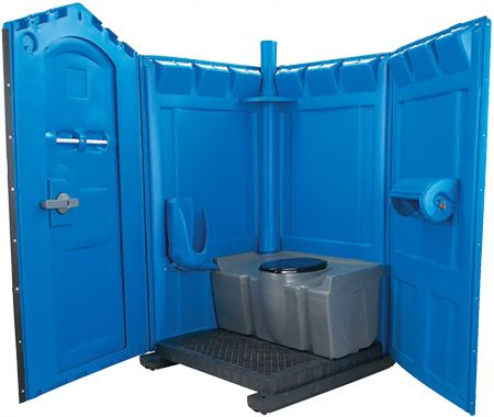Luxury portable restrooms are a must-have for special events
