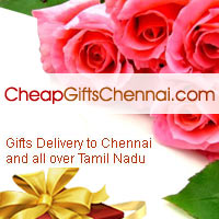 Valentine�s Day Gifts delivery to Chennai and all over Tamil Nadu