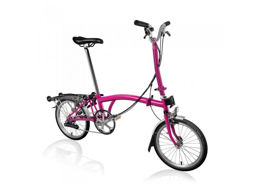 BROMPTON H6R FOLDING BIKE (World Racycles)