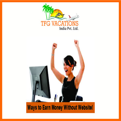 Promote Tourism Industry Online And Earn Up To 8000 Per month