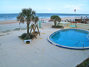 hotel in daytona beach