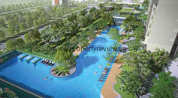 Freehold Vietnam New Residential Condo