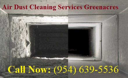 Fast and Immediate Air Dust Cleaning Florida Services Greenacres!