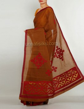 Online shopping for malmal cotton saris by unnatisilks