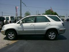 2001 Lexus Rx300 2wdCAR FOR SALE