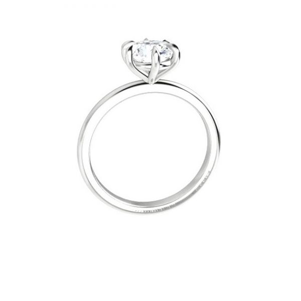 Buy Solitaire Engagement Ring Mounting With 10% OFF