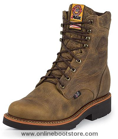 Quality Justin Work Boots For Men