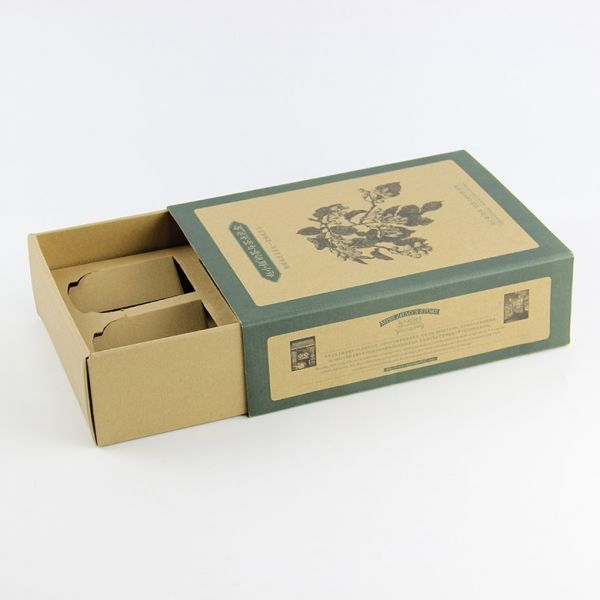 Custom Kraft Packaging Boxes Wholesale