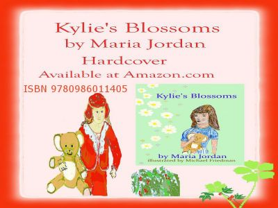 Kylie's Blossoms,  Not just a Book, A Memory
