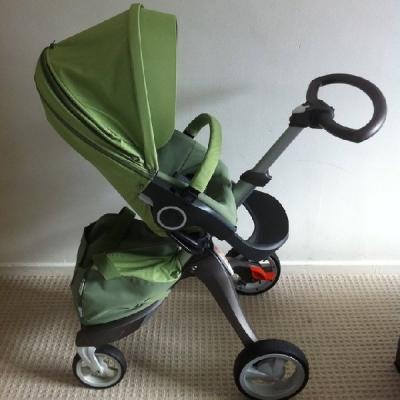 Orbit Baby ORB852000R Stroller Travel System G2 Ruby Slate..650USD