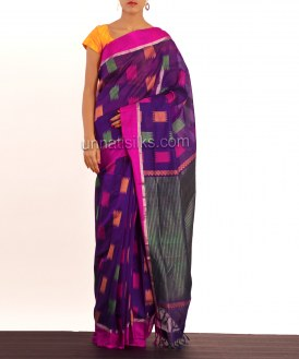 Online shopping for pure handloom cotton sarees by unnatisilks
