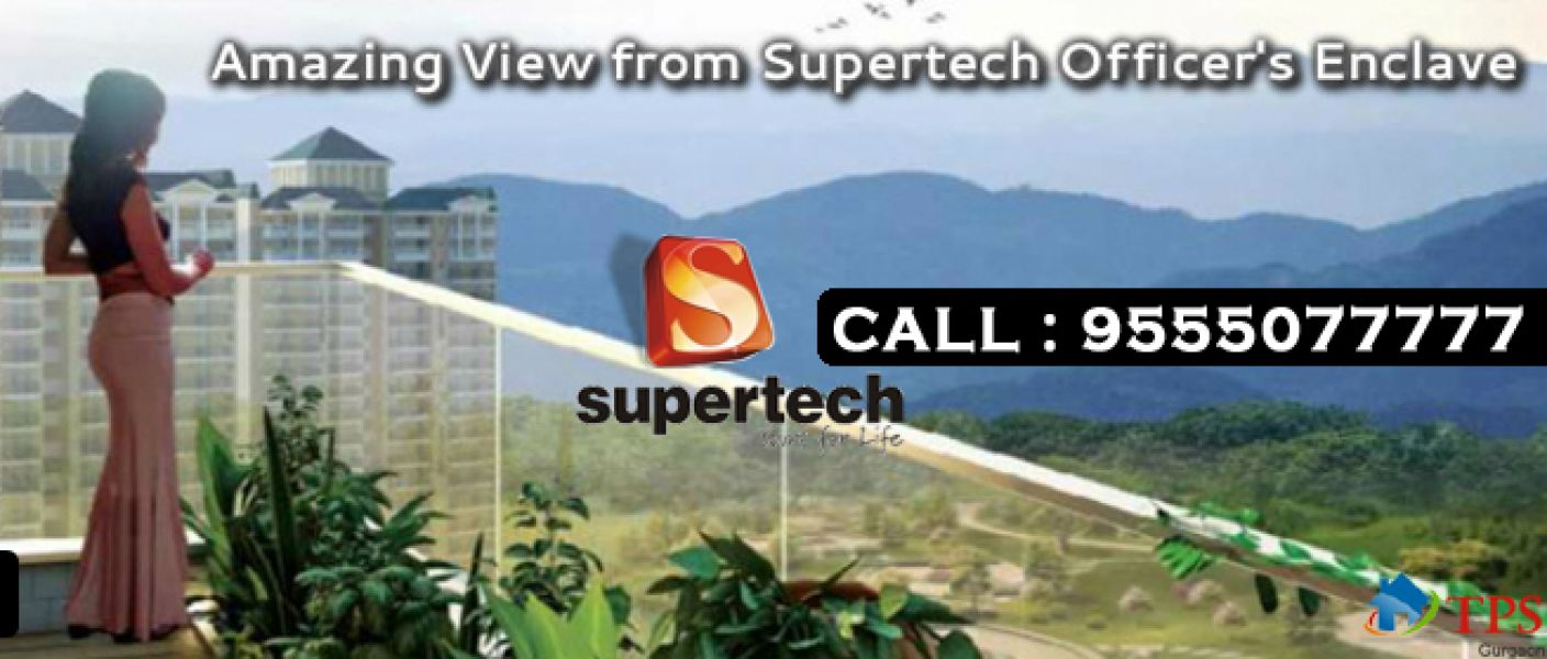 Supertech Officer's Enclave South Gurgaon @ 8468003302