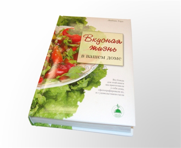 Hardcover Cooking Book Printing,Hardcover Book Printing China,Printing in China