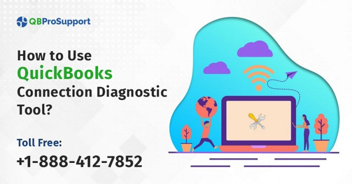 Points of interest of QuickBooks Diagnostic Tool