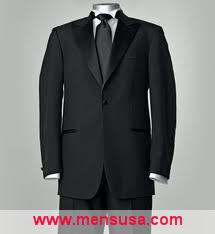 Sleek And Formal European Suits