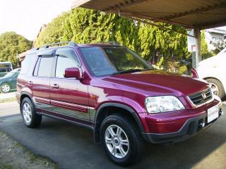Secondhand Honda CR-V 1996-2007 Models For Sale