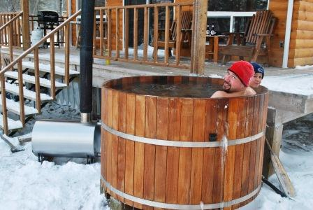 Wood Burning Hot Tub Heaters for Sale
