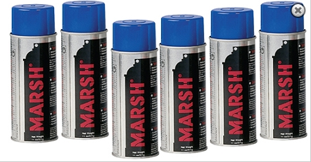 Marsh Spray Stencil Inks – Mark Boldly On Any Surface