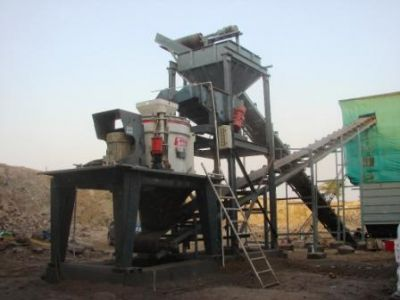 Vertical Shaft Impactor VSI Crusher