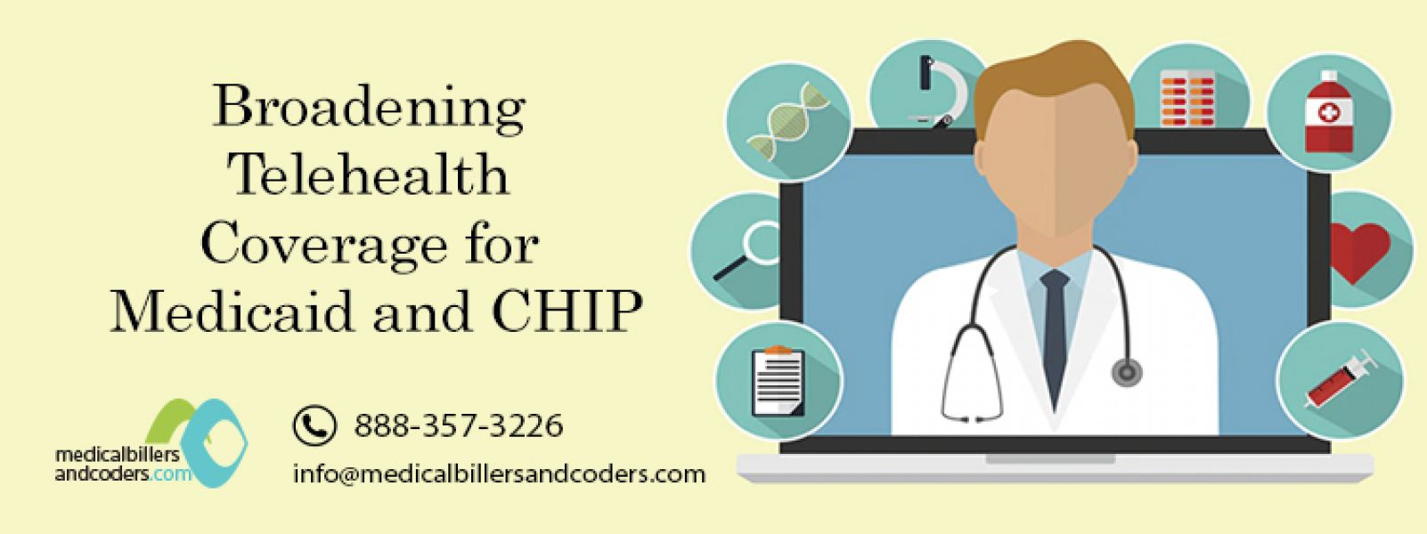 Broadening Telehealth Coverage for Medicaid and CHIP