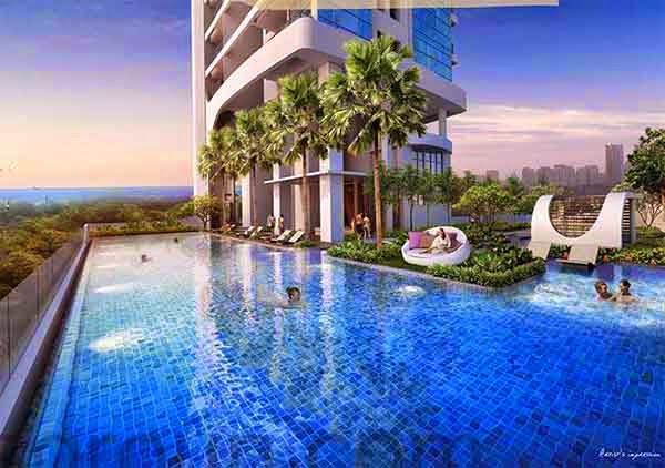 Singapore New Freehold Condo