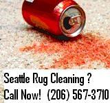 Seattle rug cleaning