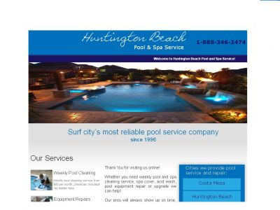 Huntington Beach Pool and Spa Service and Repair Co.