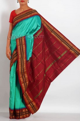Online shopping for pure banglore silk sarees by unnatisilks