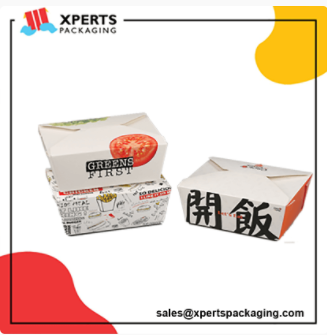 Get Custom Chinese Food Packaging Boxes at wholesale rates