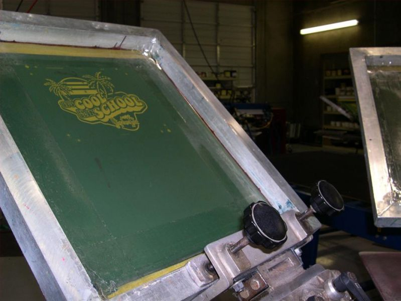 Screen Printing oklahoma city