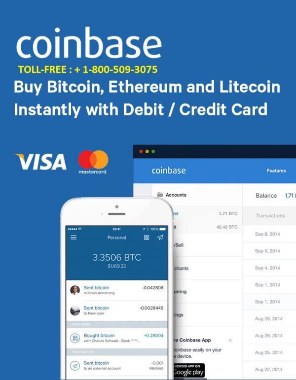 Coinbase unable to link bank account and credit card
