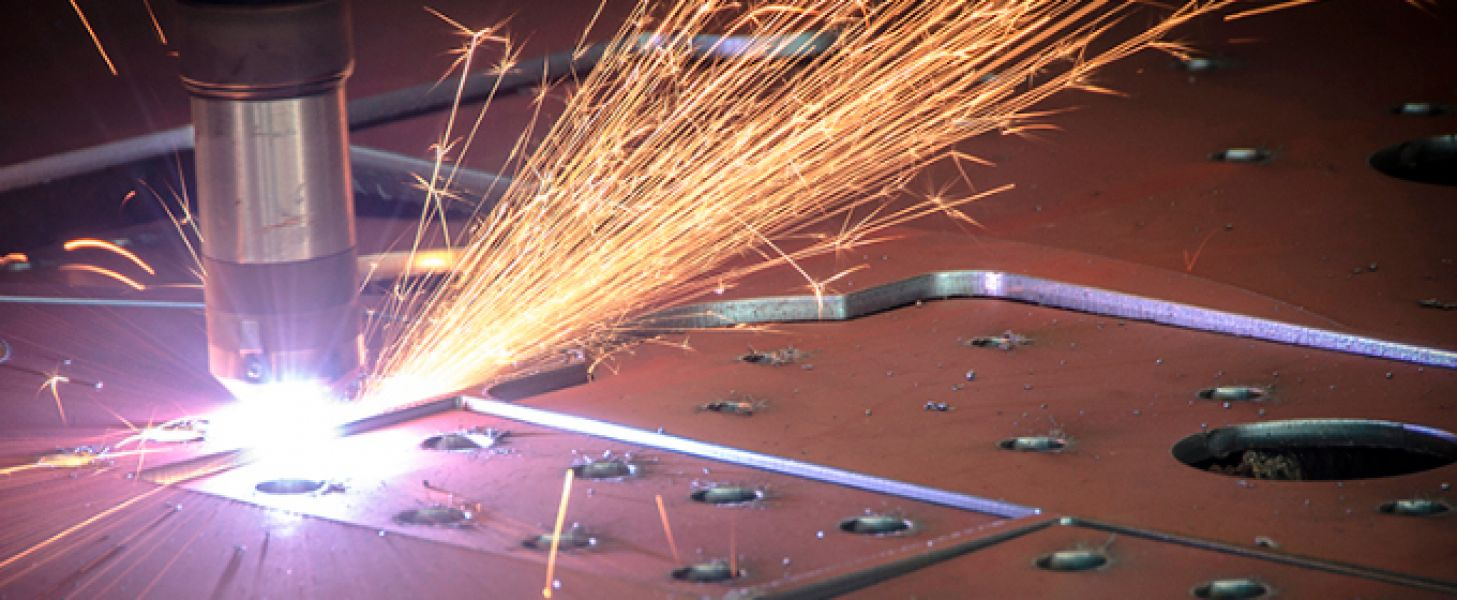 DAMI Plasma Cutting