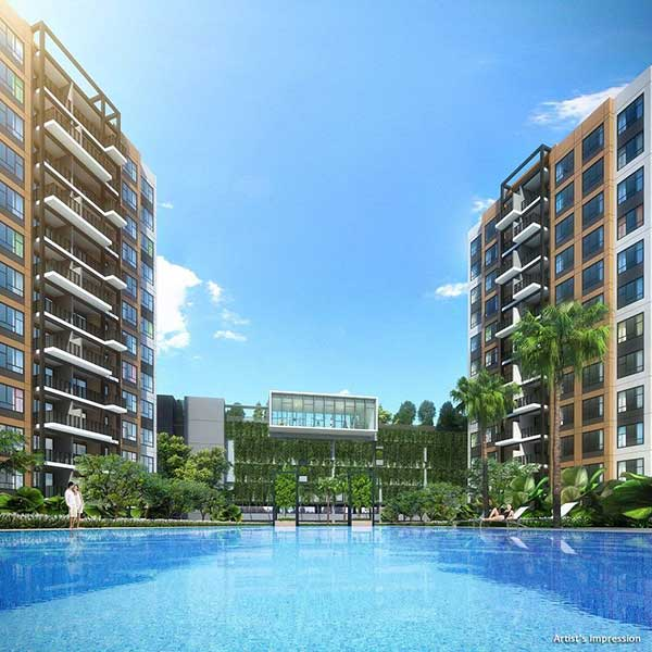New Launch Executive Condo @ Canberra Drive