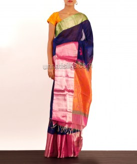 Online shopping for pure kanchi silk cotton sarees by unnatisilks