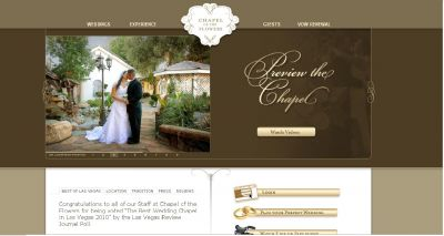 Las Vegas Weddings | Get Married in Las Vegas | Little Wedding Chapel Of The Flowers