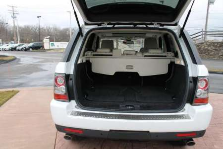 2011 Land Rover Range Rover Sport Supercharged $19000