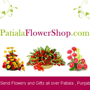 It's pristine floral peck that awaits your Patiala connection